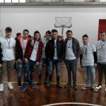 Gli studenti dell'IT primi classificati per l'Italia Meridionale al FIRST LEGO LEAGUE