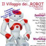 I Robot al Villaggio dei Ragazzi
